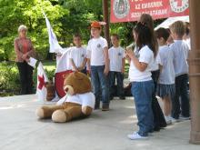 Civil segítők majálisa - Eger - gyermekműsor