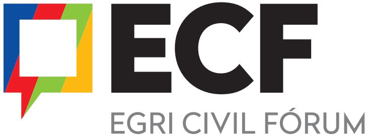 ECF logó