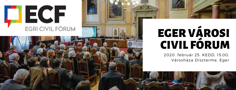 Eger városi civil fórum